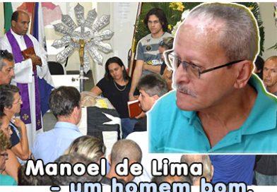 Manoel de Lima, um homem bom